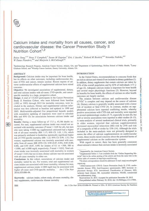 カルシウムサプリメントと心血管リスク(2016).jpg