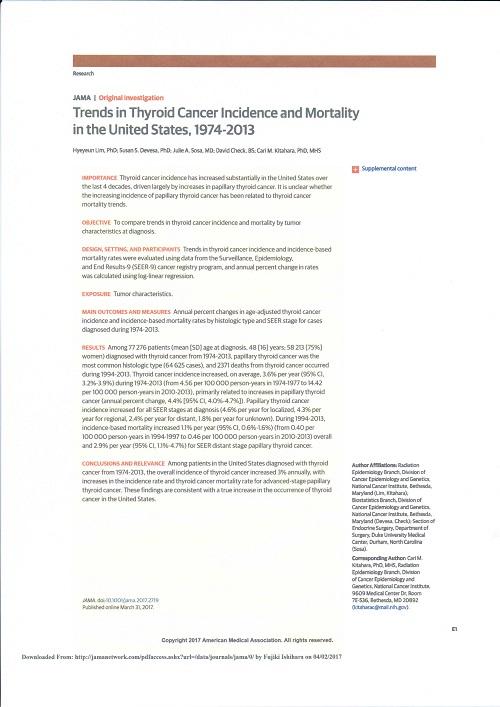 アメリカの甲状腺癌の頻度.jpg